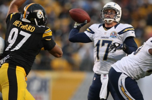 MNF: Pittsburgh Steelers vs. San Diego Chargers (Predictions)
