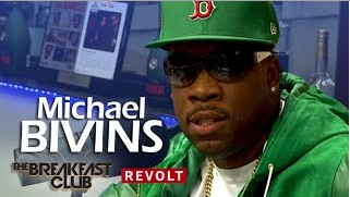 Michael Bivins Talks Upcoming New Edition Biopic Series On The Breakfast Club (Video)