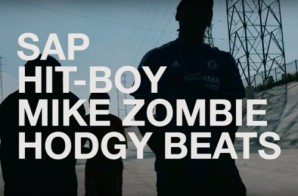 Sap – Boom Bap Ft. Hit-Boy, Mike Zombie, Hodgy Beats (Video)
