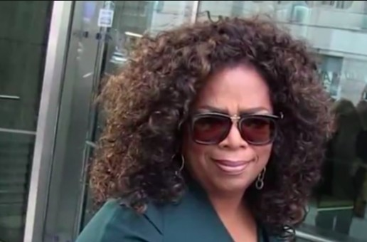 "Oprah Chimes In With Remark On T.I.'s Comment About Hillary Clinton, ""Honey Child, Hush Your Mouth"" (Video)"