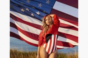 Beyoncé Gets Patriotic For Her Beat Magazine Cover!