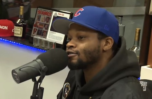 BJ The Chicago Kid Talks Singing Background For Mary Mary, Working With Dr. Dre, TDE Affiliation & More On The Breakfast Club! (Video)