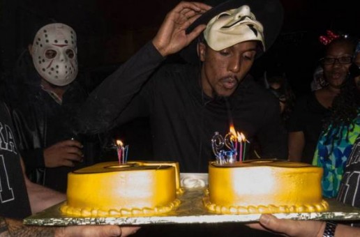 Lou Williams Celebrates his Birthday with Nick Young, Draya Michele, Josh Smith & More in Hollywood