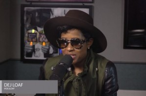 Dej Loaf Talks Touring, Almost Dying From Weed, Type of Person She Wants to Date And More W/ Hot 97! (Video)