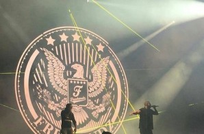 Drake & Future Perform At The ACL Festival (Video)