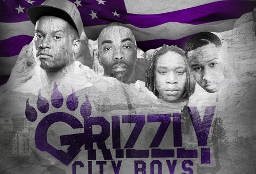 Fashawn & The Grizzly City Boys – Grizzly City USA (EP)
