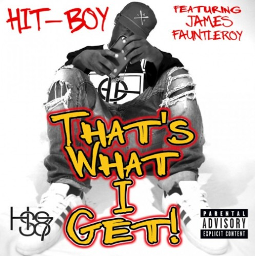 hb-1-497x500 Hit-Boy - That's What I Get Ft. James Fauntleroy