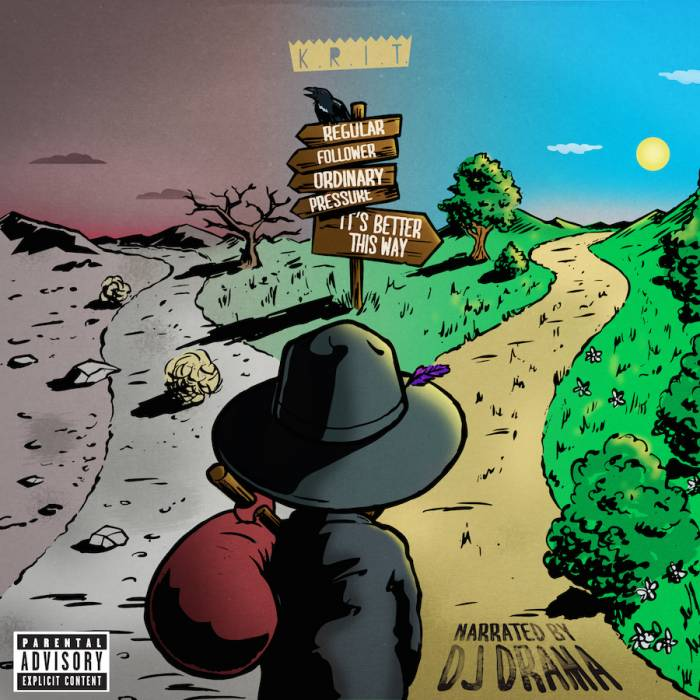 its-better-this-way Big K.R.I.T - It's Better This Way (Mixtape) (Narrated by DJ Drama)