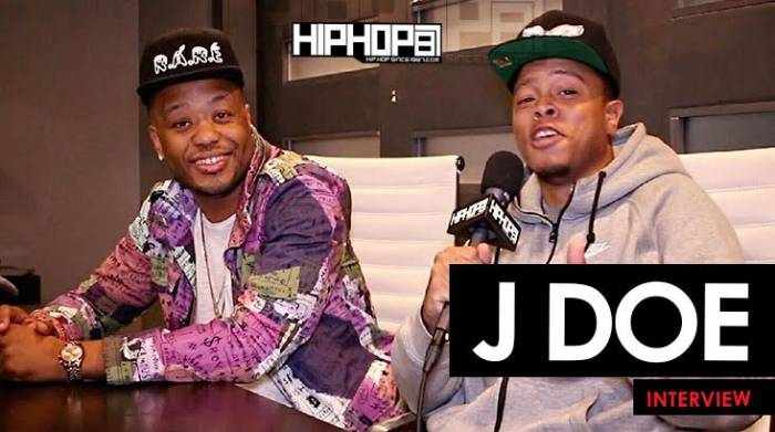 j-Doe J Doe Talks Working With Busta Rhymes, Songwriting, The West Coast Music Culture & More With HHS1987 (Video)