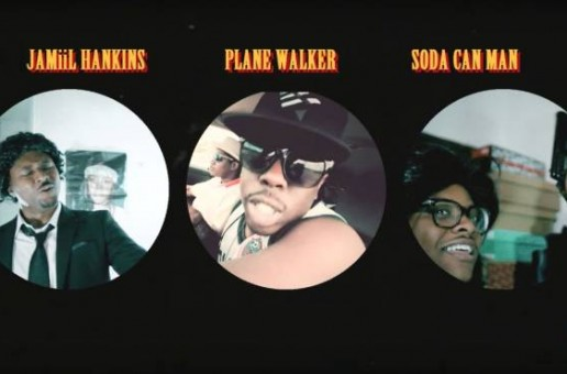 Jamiil Hankins – The Unhh Ft SodaCanMan & Plane Walker (Official Video)