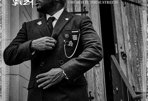 "Jeezy Unveils ""Church In These Streets"" Album Cover"