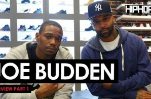 "Joe Budden Talks Making ""All Love Lost"" Album, His Podcast, VH1's Couples Therapy & More With HHS1987! (Video)"