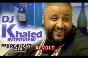 DJ Khaled Talks I Changed A Lot Album, Restaurant, Staying Out Of Drake X Meek Beef And More On The Breakfast Club (Video)