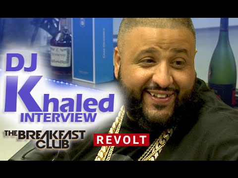 kh1 DJ Khaled Talks I Changed A Lot Album, Restaurant, Staying Out Of Drake X Meek Beef And More On The Breakfast Club (Video)