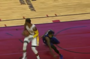 On Pace For An All-Star Return: Pacers Star Paul George Spins & Slams it Home During A Fastbreak (Video)