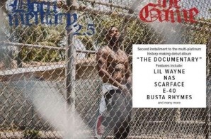 "The Game Reveals ""The Documentary 2.5"" Album Cover + Tracklist!"
