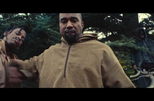Travis $cott – Piss On Your Grave Ft. Kanye West (Video)