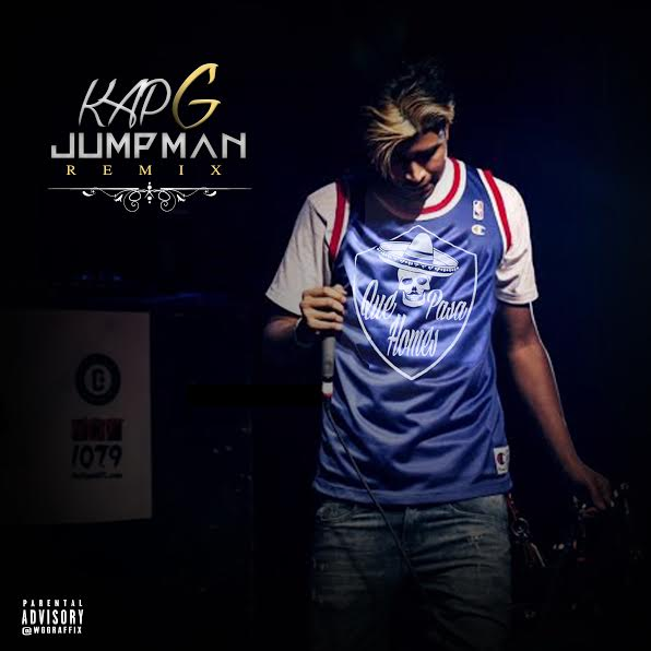unnamed-16 Kap G - Jumpman (Freestyle)