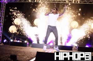 What A Time: Future Kicks Off The 2015 BET Hip-Hop Awards Weekend In Grand Fashion At Centennial Park