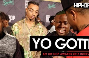 Yo Gotti Updates Us On His New Album 'The Art Of The Hustle' & More On The 2015 BET Green Carpet (Video)