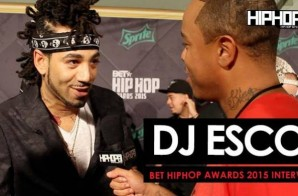 DJ Esco Hints At Future Releasing 'Monster 2', 'Esco Boomin' & More On The 2015 BET Hip-Hop Awards Green Carpet (Video)