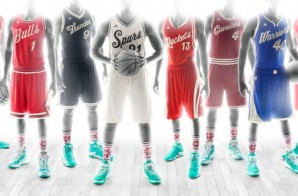 Tis The Season: The NBA Unveils their Christmas Uniforms & Apparel