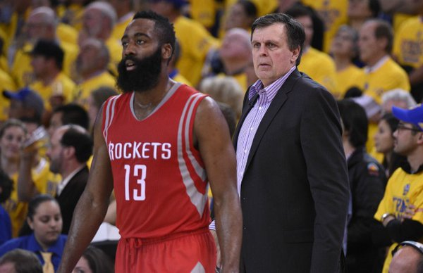 CUHVECaWEAEccJ1 Man Down: The Houston Rockets Fire Head Coach Kevin McHale