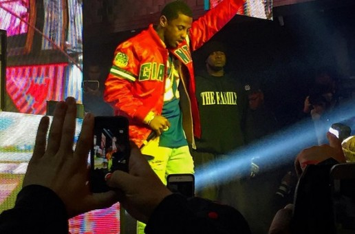 Fabolous Performs At Global Spin Awards After Party In NYC