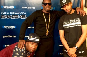 Puff Daddy Appears on Shade 45's #VIPSaturdays (Video)