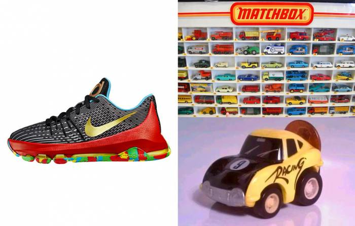 "KD Kobe, KD & Lebron Unveil Their Favorite Toys With the Nike ""Toy Collection"" Releases (Photos)"