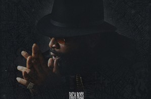 Rick Ross Unveils Official Cover Art For Forthcoming Project, 'Black Market'