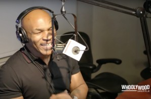 Mike Tyson Talks His First Time Meeting Tupac On Whoolywood Shuffle (Video)