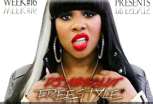 Remy Ma – DJ Absolut Freestyle