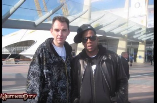 Listen To Jay Z's Unreleased Tim Westwood Freestyle!