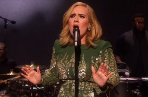 Adele Makes Her Return To The Stage With Showstopping Performance Of 'Hello' On BBC One! (Video)