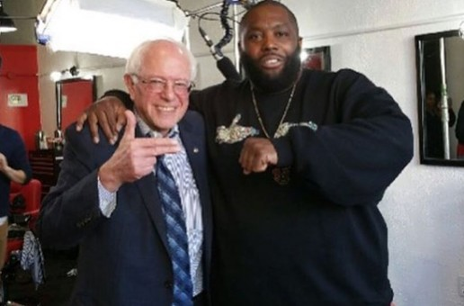 Killer Mike Endorses Bernie Sanders For President! (Video)
