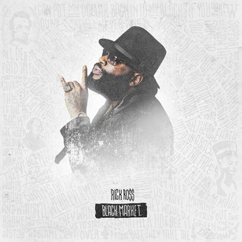 black-market-deluxe-edition-500x500 Rick Ross Unveils Official Cover Art For Forthcoming Project, 'Black Market'