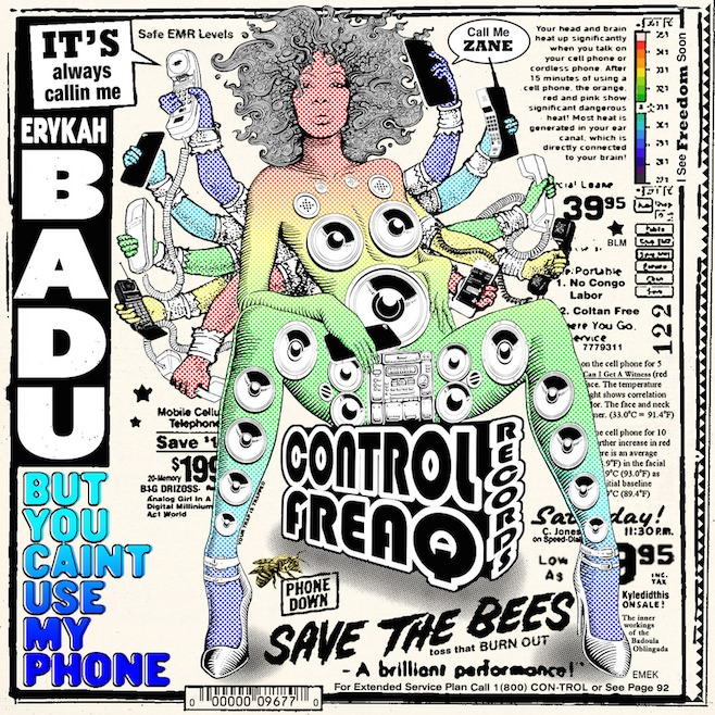 "erykah-badu-hello-ft-andre-3000-x-u-use-to-call-me-ft-drake-x-whats-yo-phone-number-ft-drake-HHS1987-2015 Erykah Badu – ""Hello"" Ft Andre 3000 x ""U Use To Call Me"" Ft Drake x ""Whats Yo Phone Number"" Ft Drake"