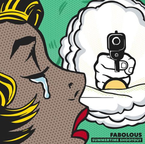 fabolous-summertime-shootout-mixtape-HHS1987-2015 Fabolous - Summertime Shootout (Mixtape)