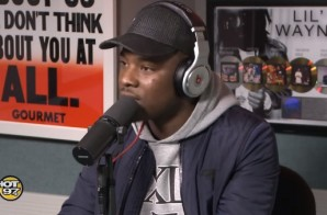 Jay-IDK Talks '#SubTrap' Album On 'Real Late' With Rosenberg (Video)