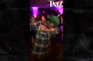 Wedding Crashers: Kendrick Lamar And His Crew Disrupt Wedding And Start Dabbing! (Video)