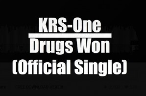 KRS One – Drugs Won