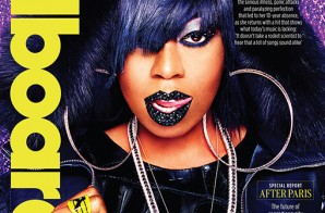 Missy Elliott Covers Billboard Magazine