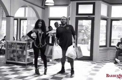 Barbershop 3 Trailer Starring Nicki Minaj, Common, Tyga And More! (Video)