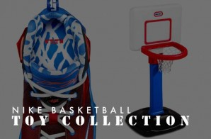 """Kobe, KD & Lebron Unveil Their Favorite Toys With the Nike """"Toy Collection"""" Releases (Photos)"""