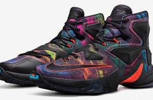 """Nike Lebron 13 """"The Akronite Philosophy"""" (Photos & Release Date)"""