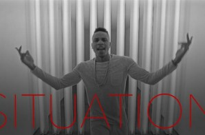 "POWER TV Star, Rotimi Releases A Visual For ""Situation"""