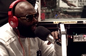 Rick Ross Checks In With 'The Liftoff' Show On Power 106 To Talk About The 'Black Market' And More! (Video)