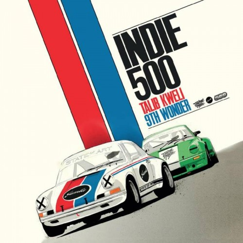 ta-500x500 Talib Kweli & 9th Wonder - Indie 500 (Album Stream)