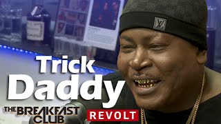Trick Daddy Talks About Living With Lupus, Cooking, His Rap Career, Rappers Of Today And More With The Breakfast Club! (Video)